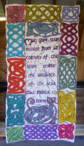 Groam House Museum Banner Project