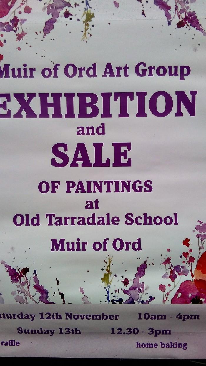art-sale-poster