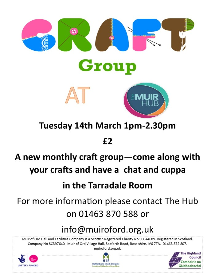 craft-poster-march
