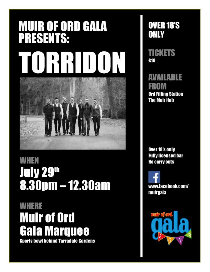 Torridon Poster new