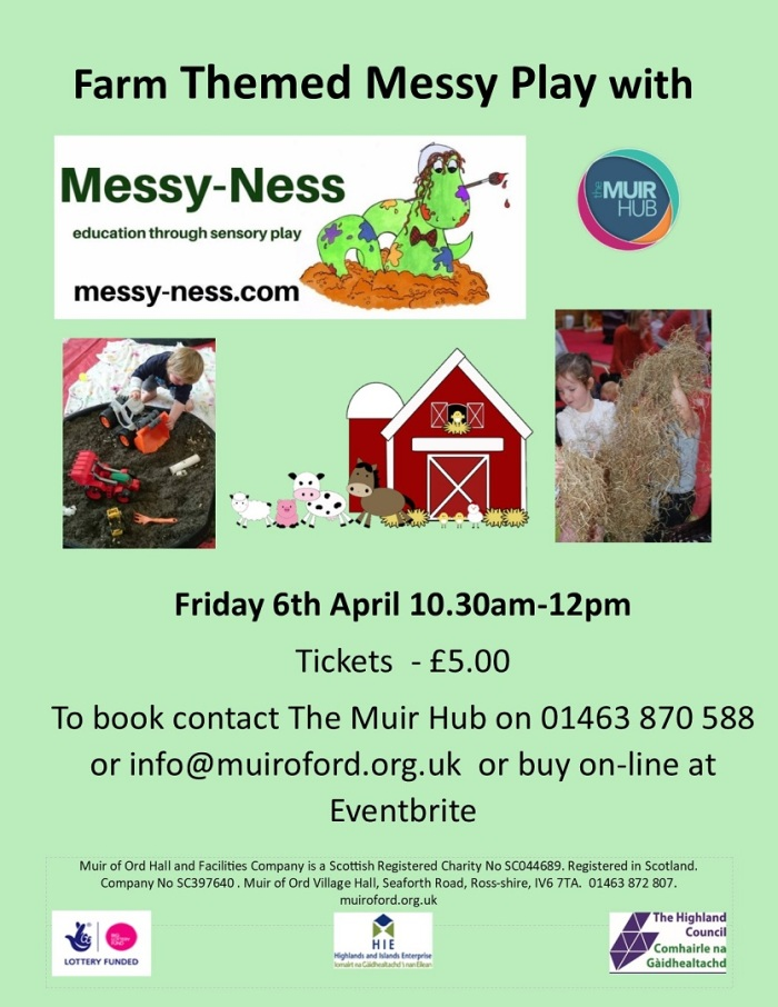 Messy Ness Poster Easter - Farm Theme 2018_small
