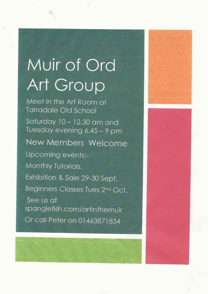 Art Group Poster