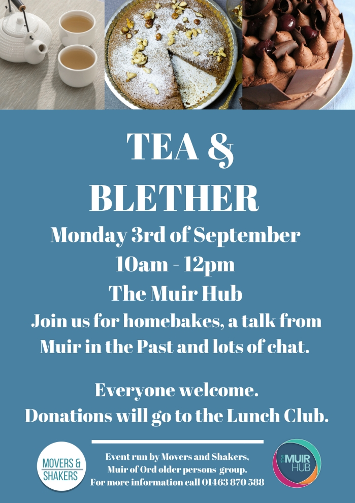 TEA AND BLETHER August 2018 jpeg
